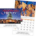 Great Symbols Of American History Wall Calendars
